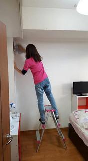 マンション ハウスクリーニング施工写真4