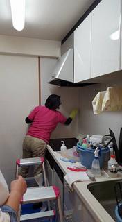 マンション ハウスクリーニング施工写真5
