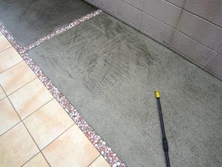 駐車場・ガレージ・エントランス 高圧洗浄